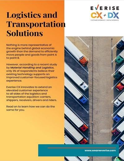 Case Study - Logistics and Transportation Solutions