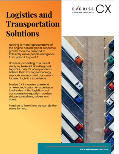 Image Thumbnail Case Study CX Logistics and Transportation Solutions