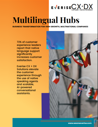 Image Thumbnail Case Study CX Multilingual Hub