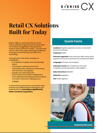 Image Thumbnail Case Study CX Retail Solutions