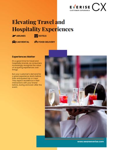 Image Thumbnail Case Study CX Travel and Hospitality