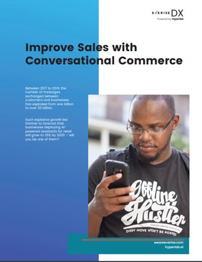 Image Thumbnail Case Study DX Conversational Commerce
