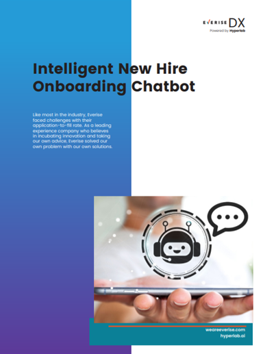 Image Thumbnail Case Study DX New Hire Onboarding Chatbot