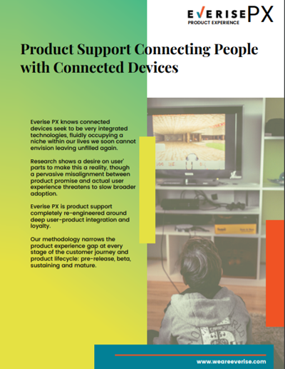 Image Thumbnail Case Study PX Product Support With Connected Devices