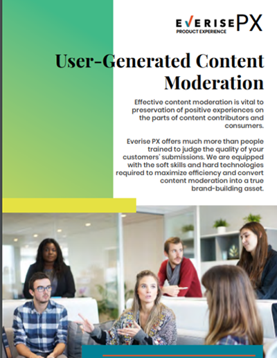 Image Thumbnail Case Study PX User Generated Content Moderation