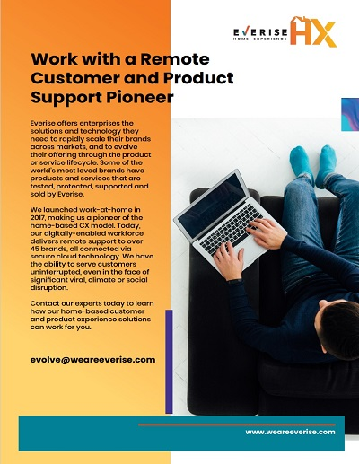 Case Study Cover - Work with a Remote Customer and Product Support Pioneer
